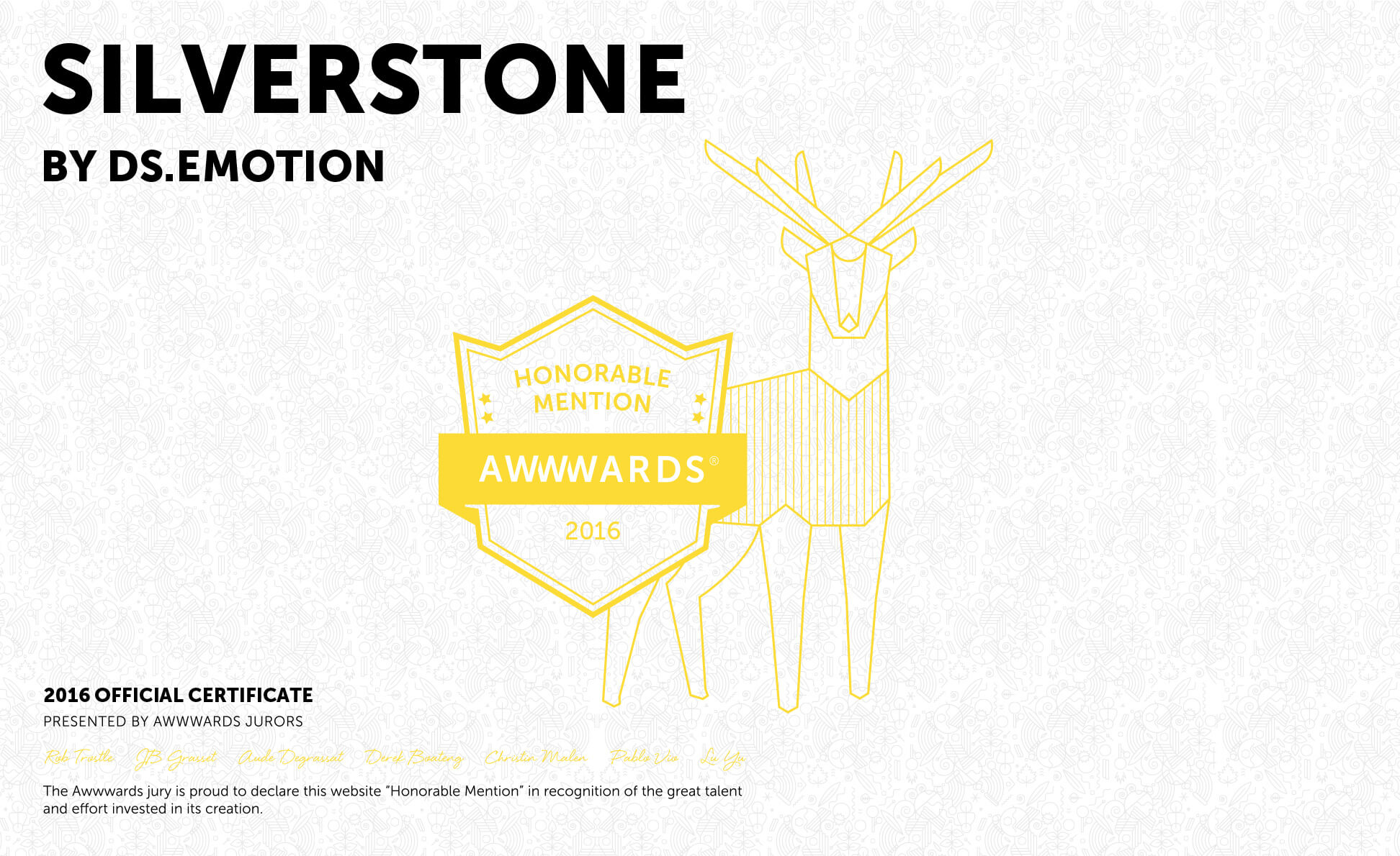 awwwards-dsemotion