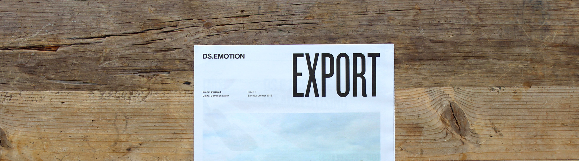 EXPORT – Issue 1