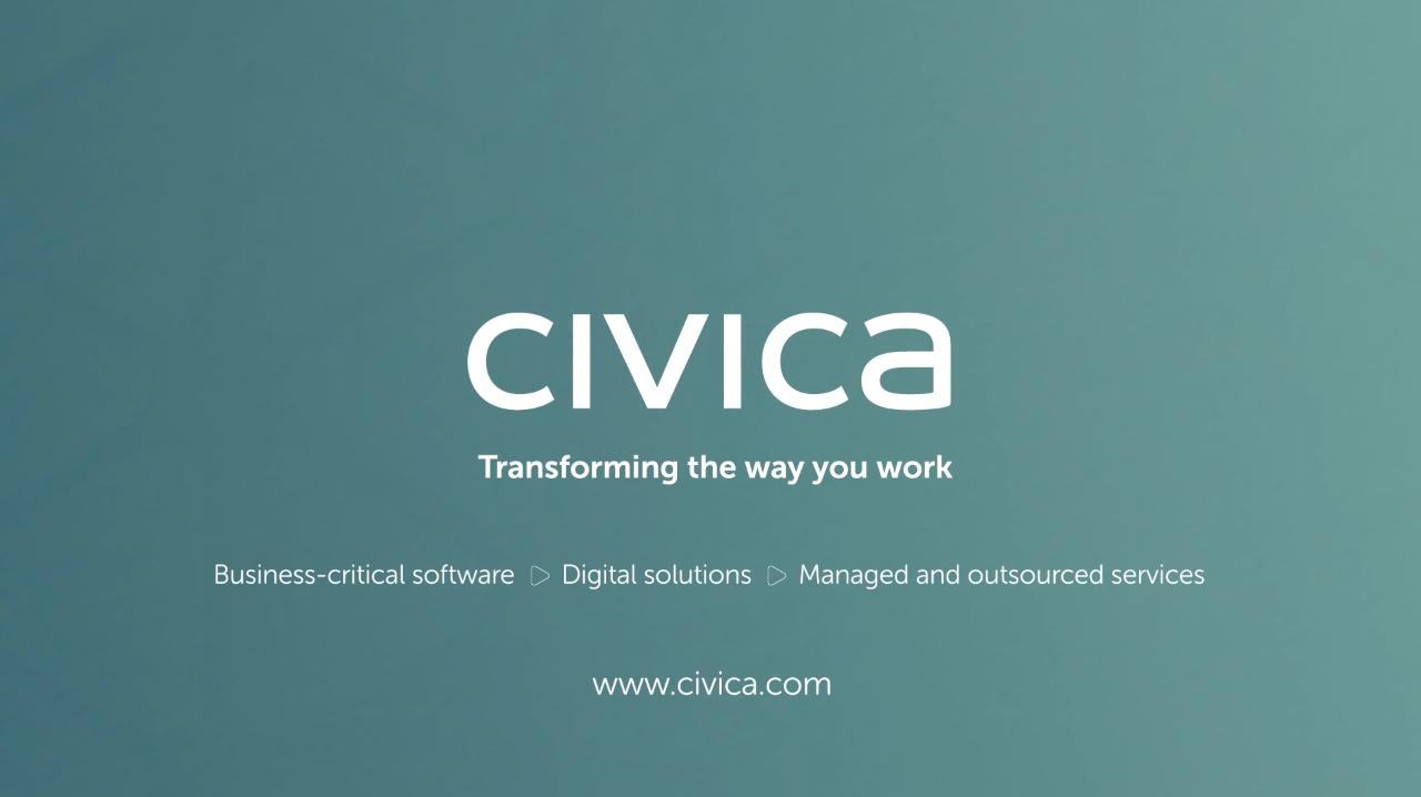 Civica in summary