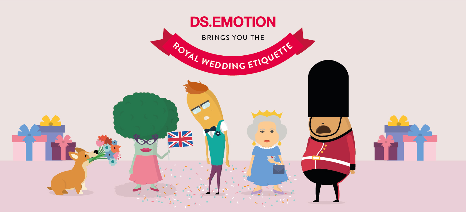 Royal Wedding Etiquette