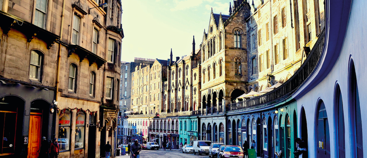 Edinburgh Fringe: The Perfect Place for Placemaking