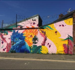 Leeds street art 1