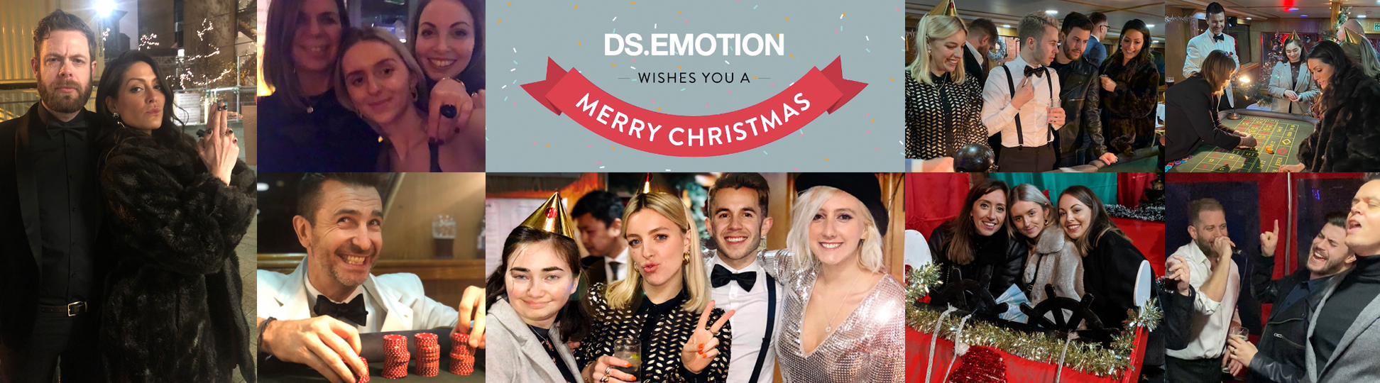 Boatloads of fun at the DS.Emotion Christmas Party
